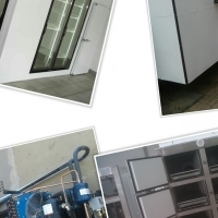 We do supply, install,repair and services of cold rooms and freezers