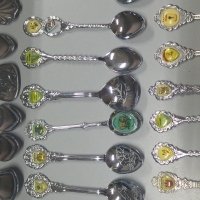 Namibia spoon collection