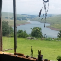 Cottage to rent 8 km from Rosetta on the Kamberg Road