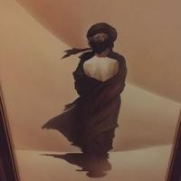 Boy cloak painting