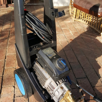 WAP High Pressure Washer Hot and Cold