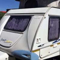 Sprite Scout 2009 caravan