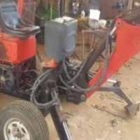 Mini digger for sale