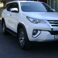 2017 Toyota Fortuner 2.8 GD-6 Auto Raised Body 4x2