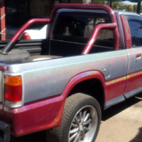 1989 Ford Courier SWB