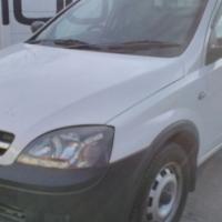 2009 Chevrolet Corsa Utility S/Cab 1.7 DTI