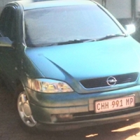 Opel Astra 2.0 L CDX man.(2000 model)