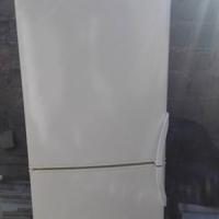 Defy f350 upright double door freezer