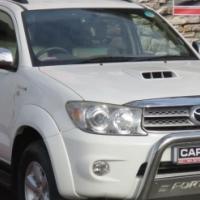 2011 Toyota Fortuner 3.0d-4d 4x4