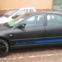 Audi A4 1.8turbo to swop