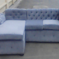 new grey daybed