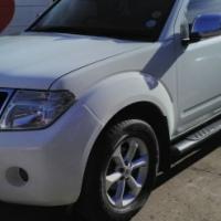 2011 Nissan Navara D/Cab 2.5 D DCI LE Pick up
