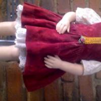 Bettie die antieke porselein pop