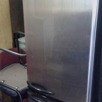 Sergio Crystal Double Door Fridge Freezer