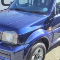 2008 Suzuki Jimny 1.3 4x4