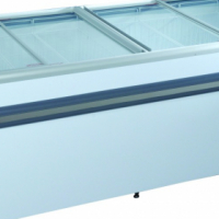 VS2000 - Island Glass Top Freezer