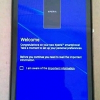 Cellphone sony Xperia Z1