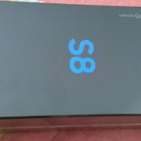 Samsung S8 Brand new sealed in box