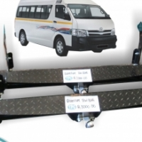 Toyota QUANTUM TOWBAR- New - Replacement Taxi Parts for sale at TPC