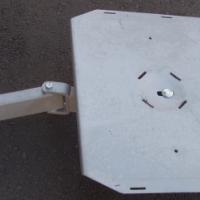 TV Bracket - Wall Mount - Swivel bracket - size 40 x 30mm