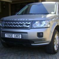 2013 Land Rover Freelander 2 2.2 SD4 SE AT