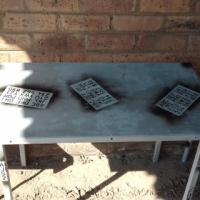 steel tabels