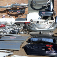 Mercedes Benz Parts for Africa!