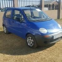 2000 Model Daewoo Matiz For Sale.