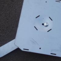 TV Bracket - Wall Mount - Swivel bracket - size 30 x 24 mm
