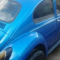 vw beetle project car