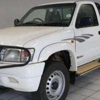 Toyota Hilux 3.0 KZ TE Raised Body Raider