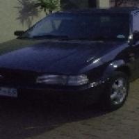 Mazda Rusler 160i ps