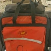 ILS paramedic jumpbag