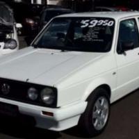 VW Citi Golf 1.4i