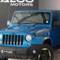Jeep Wrangler Unlimited 3.6L Polar Edition