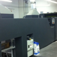 Buy Used 1999 Heidelberg SM74-6P3+LX Sheet Fed Offset Machine