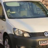 2013 Volkswagen Caddy Maxi 2.0tdi (81kw) Trnd Lne