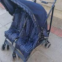 Maclaren twin stroller (Bargain)