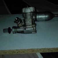 R.C. Engine. New ASP 21