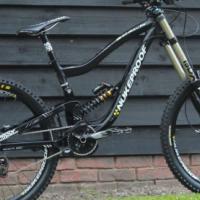 Downhill Mountain Bike for sale. Nukeproof