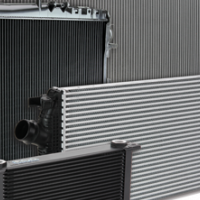 Radiator and Condenser repairs, supplies and fitment