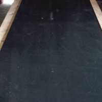 Black one sided glass sheet can be used for table got scratches