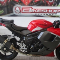 2013 Hyosung GT650R (finance available)