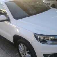 2013 VOLKSWAGEN TIGUAN 2.0 TDI AUTOMATIC DSG WITH SUNROOF/LEATHER INTERIOR
