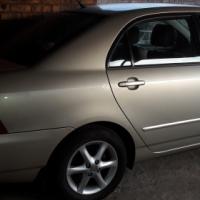 Toyota Corolla 1600 csx. 2006