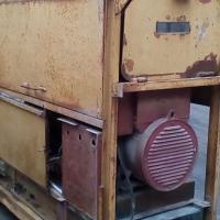 Pillar 40 kW industrial generator