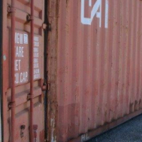 12 Metre Shipping Container & Contents