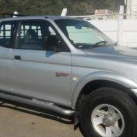 2006 Mitsubishi Colt 2.8 Tdi Clubcab 4x4