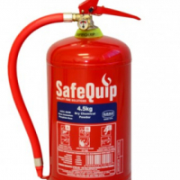 Fire Extinguishers 4,5kg for sale