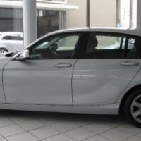 2010 BMW 118i Manual